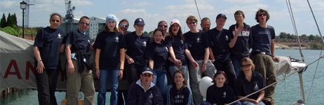 OYT South group voyage
